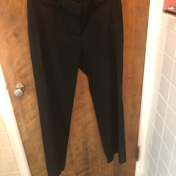 Pants - LOFT Marissa pant Trousers size 6